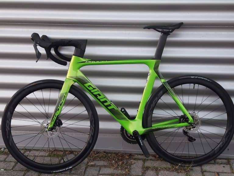 Giant Propel Advanced 2 disc [5000 km review]